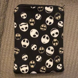 Nightmare Before Christmas Kindle Pouch